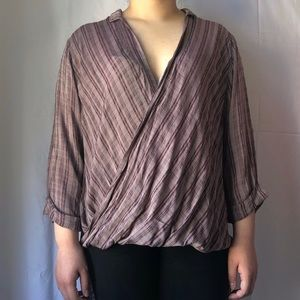 Urban Outfitters Wrap Top
